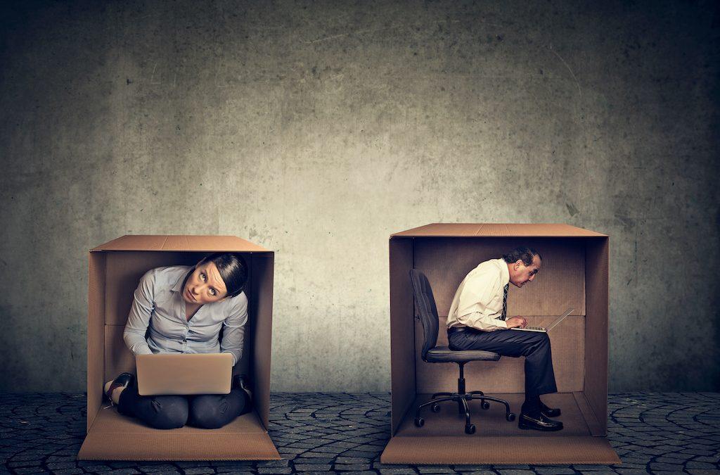 Homeoffice = Beziehungskrise?