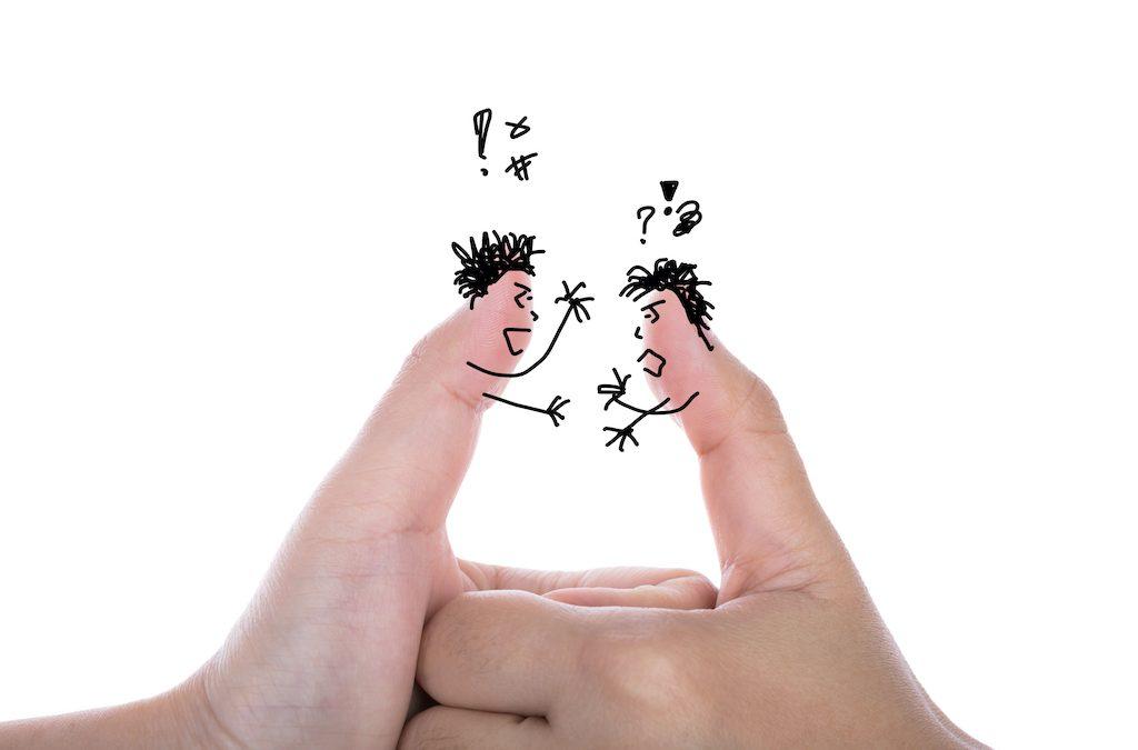 Lösungen für Konfliktsituationen in Beziehungen